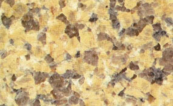 Amber Veniece Yellow Granite