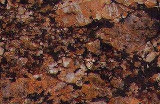 Coral Brown Granite