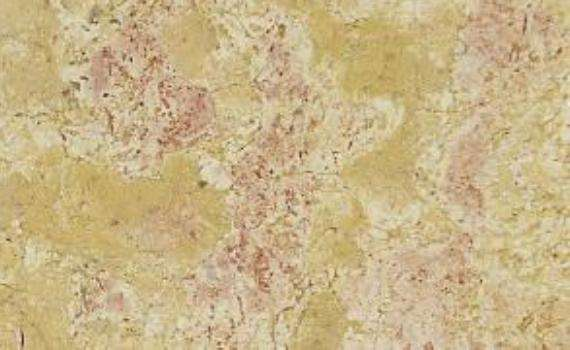 Giallo Reale Pink Marble