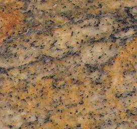 Golden Flame Granite