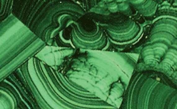 Green Malachite Original