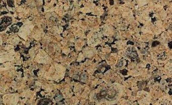 Jungle Gold Granite