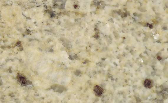 Kashmir Gold Granite Honed Finish