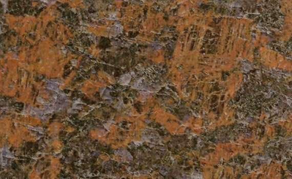 NGJ012 Tan Red Brown Granite