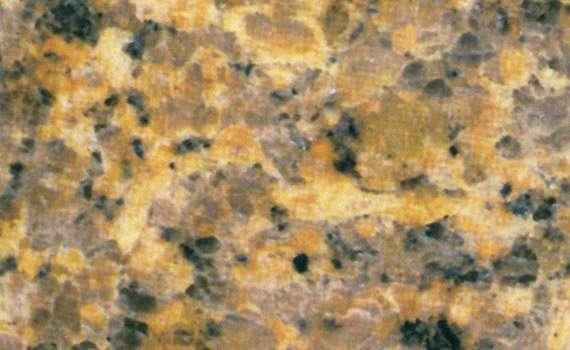 Peacock Yellow Granite