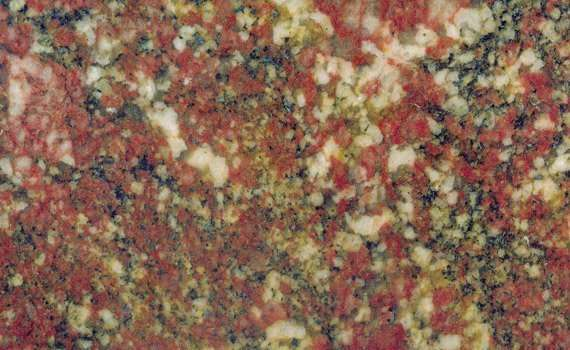 Red Bahia Granite