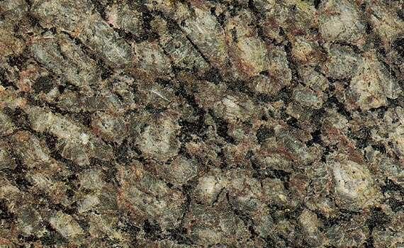 Zeta Brown Granite