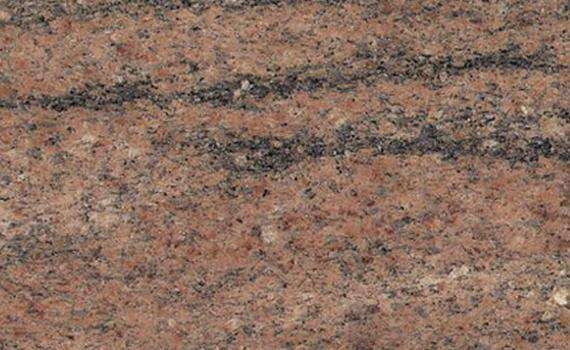 Multicolor Rojo Indio Granite