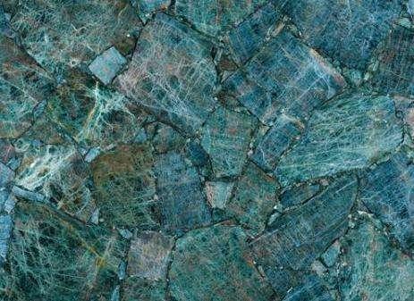 Neon Blue Apatite Stone