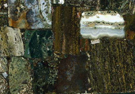 Retro Mix Ocean Jasper + Labradorite Precioustone