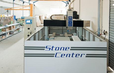 CNC Stone Center SNM-SC1200
