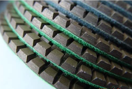 Metal Bond Flexible Polishing Pad