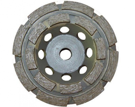 Cup Wheel Grinding Cement and Granites