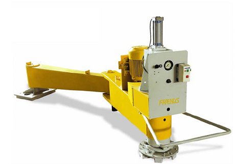 Single Head Arm Polishing Machine