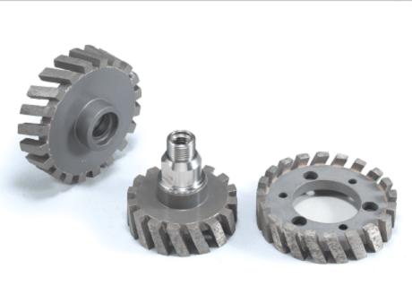 Stubbing Milling Wheel – CNC Tools