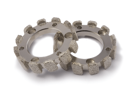 Brazed Milling Wheel for CNC – CNC Tools