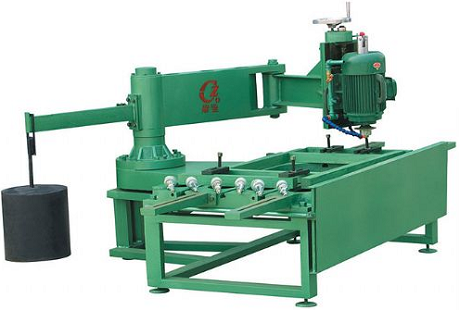 WQB-6 Inside and Outside Curved Grinding and Polishing Machine