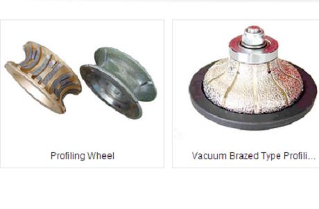 Profiling Diamond Tools
