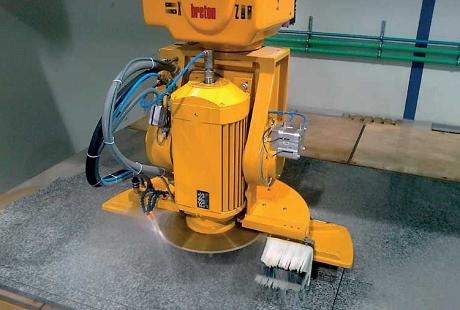 CNC control SIEMENS 840 SL
