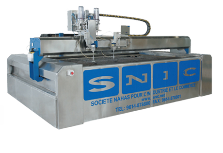 Waterjet Machines SNM-WCS6P