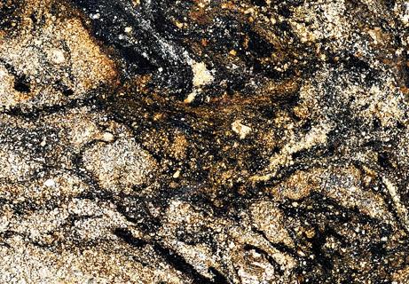 Golden Galaxus Granite