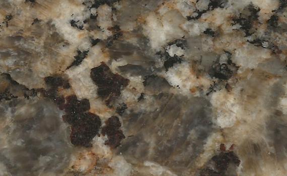 Amarelo Pavao Granite