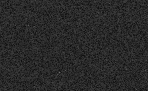 3100 Jet Black Quartz Caesarstone