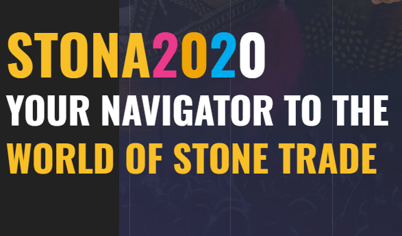 STONA 2020 - 14th International Granites and Stone Fair