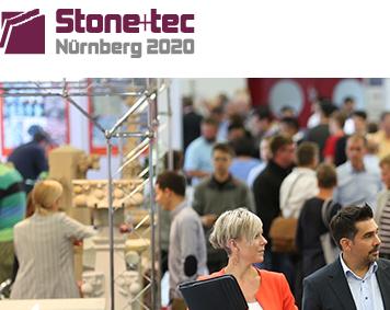 Stone + Tec  Nurnberg 2020